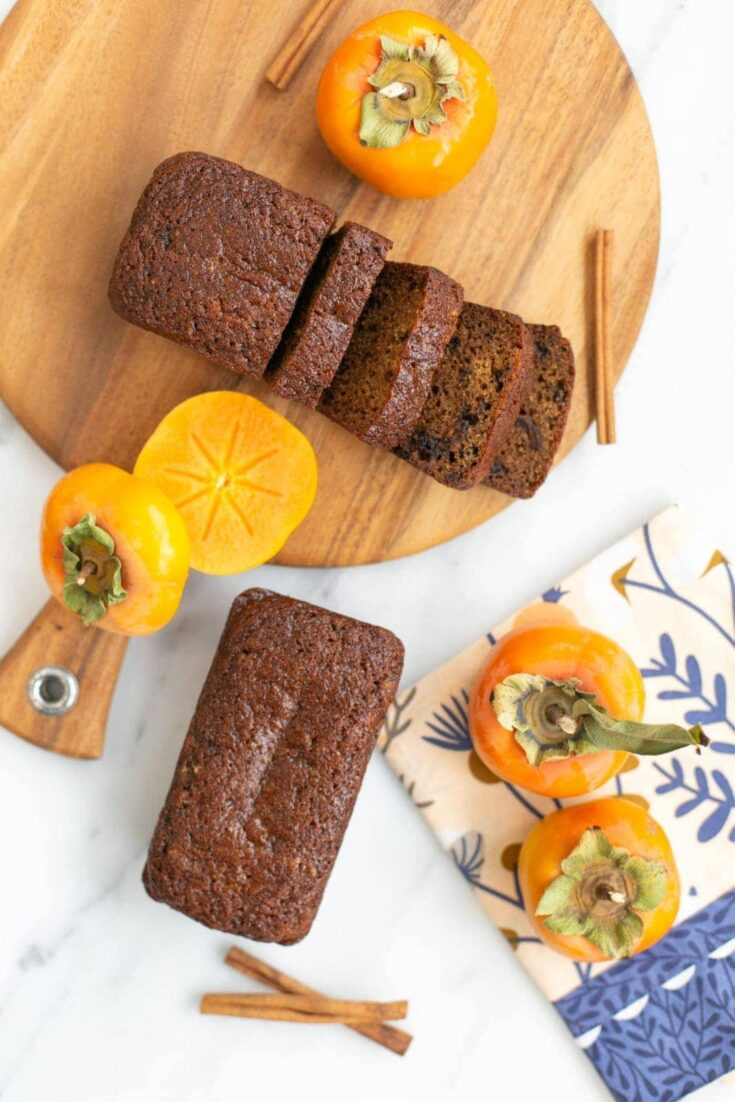 The Best Persimmon Bread Recipe