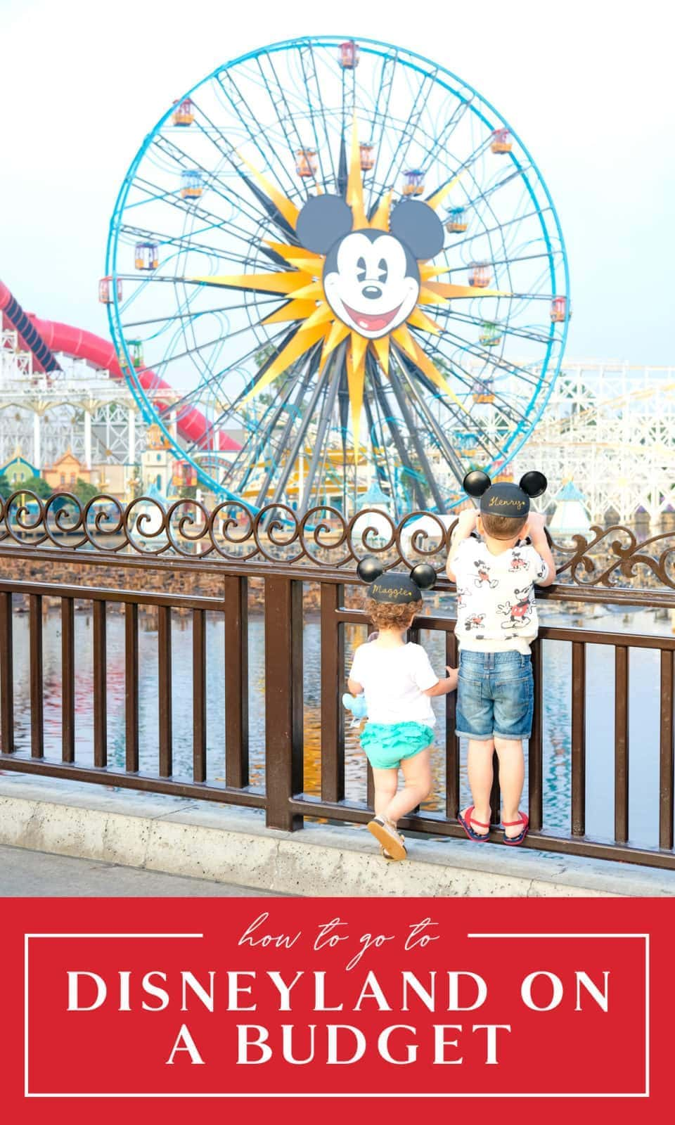 How to go to Disneyland on a budget