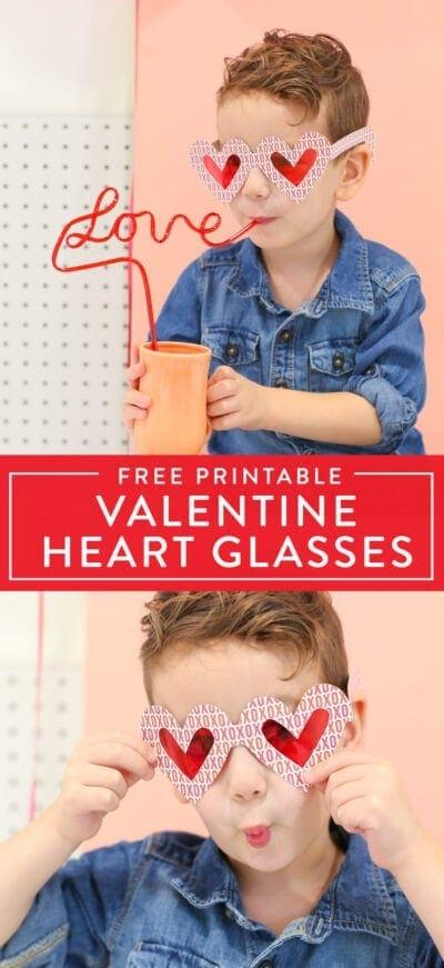printable valentine for kids