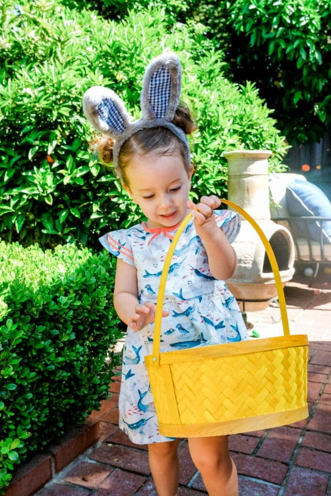 non-candy easter basket ideas