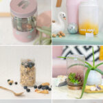 how to reuse empty jars