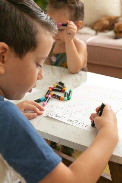 kids' emotional health during quarantine