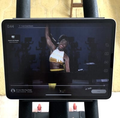 peloton digital app