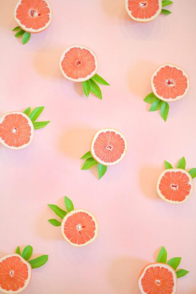 fruit photoshop background