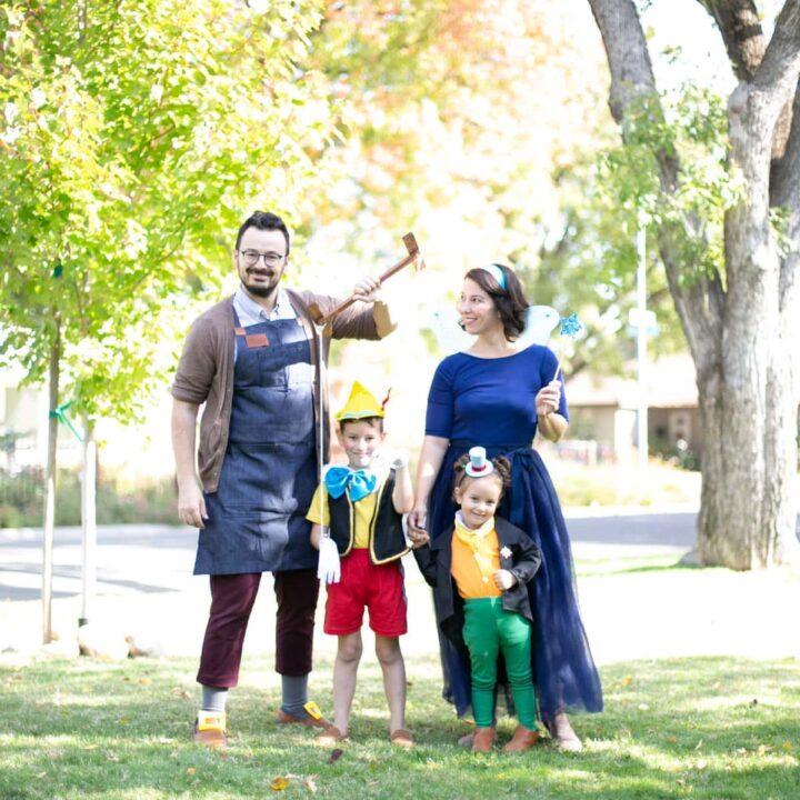 How to Make a Pinocchio Costume