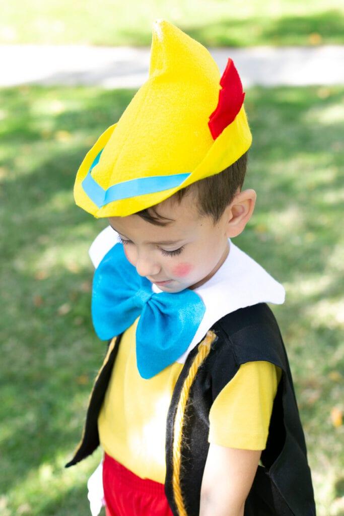 kid pinocchio costume