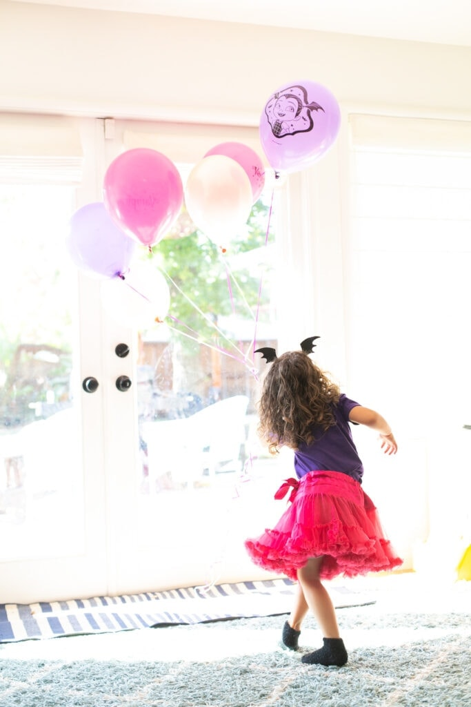 vampirina party balloons