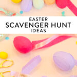easter scavenger hunt ideas