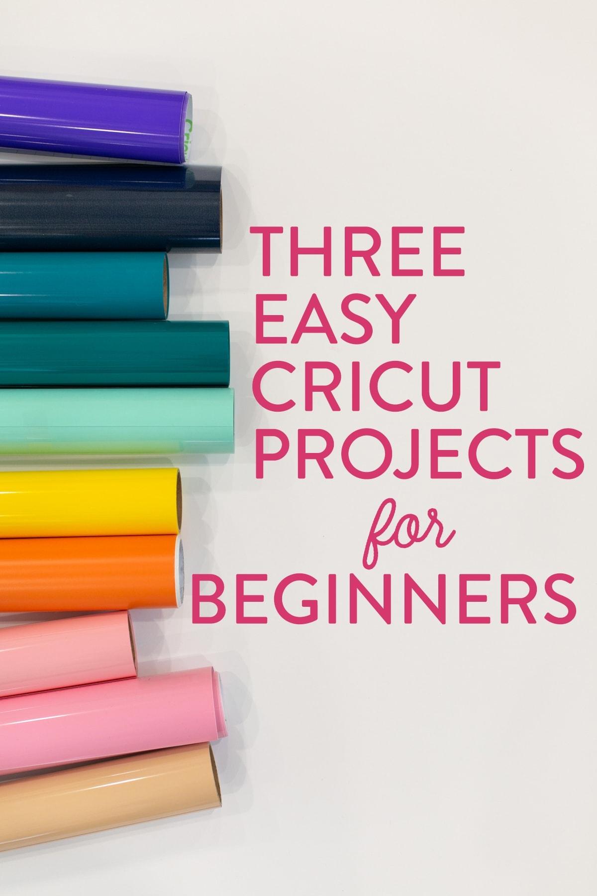 cricut projektek kezdőknek