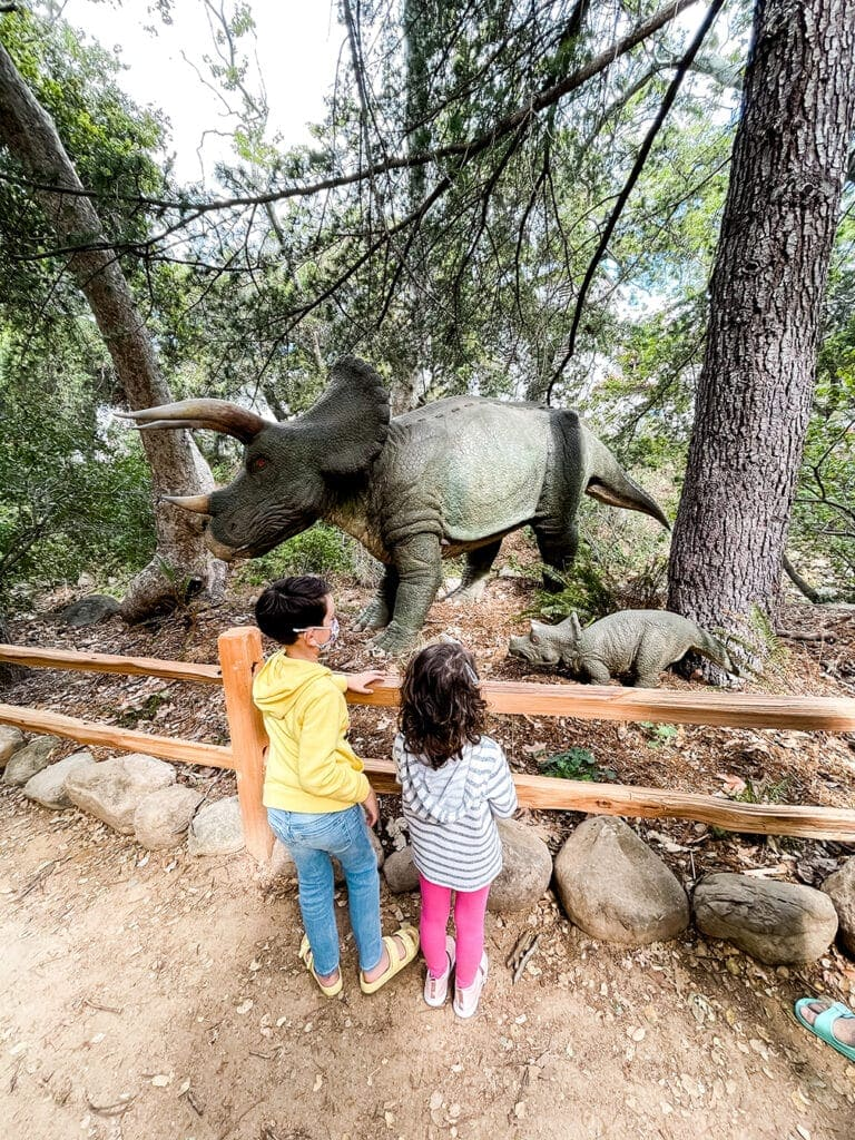 what to do in santa barbara with kids at the natural history museum