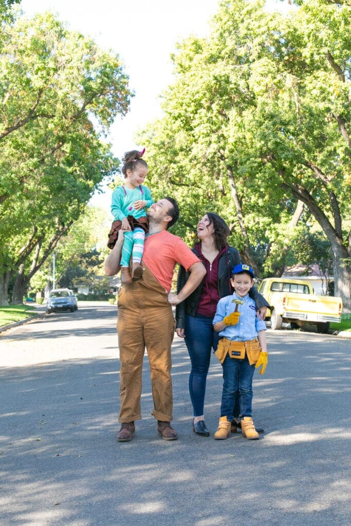wreck-it ralph family costumes for halloween