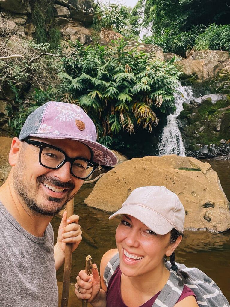 túrázás kauaiban