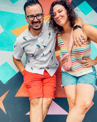 couple in kauai